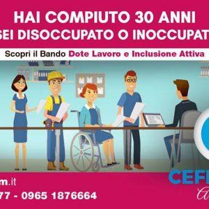 Dote Lavoro e Garanzia Giovani La Tua Grande Opportunita'