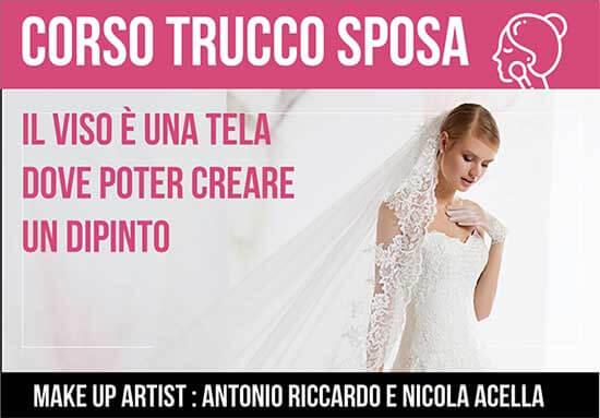 Corso Trucco Sposa 2019
