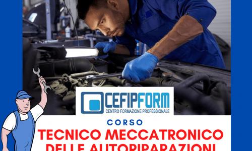 CORSO MECCATRONICO DELL'AUTORIPARAZIONI ONLINE