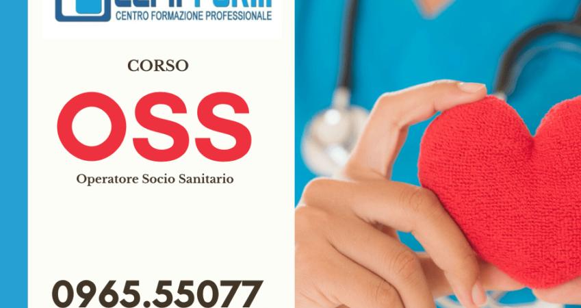 CORSO OSS 2021 OPERATORE SOCIO SANITARIO