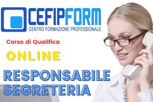 corsi qualifica online abilitazioni corso responsabile segreteria