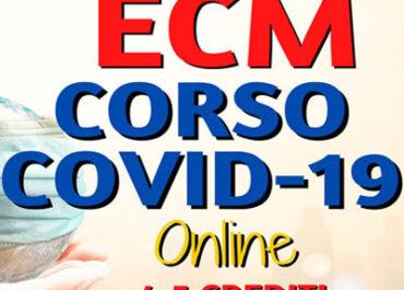 corso covid 19 gratuito sars cov-2 ecm formazione continua cefip form