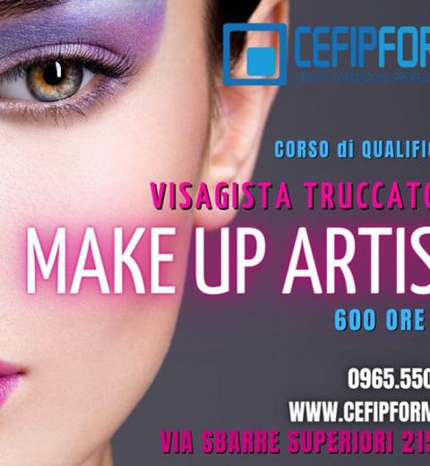 Corso Truccatore Make Up Artist Professionale
