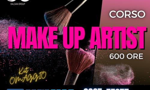 corso truccatore make up artist area estetica e benessere