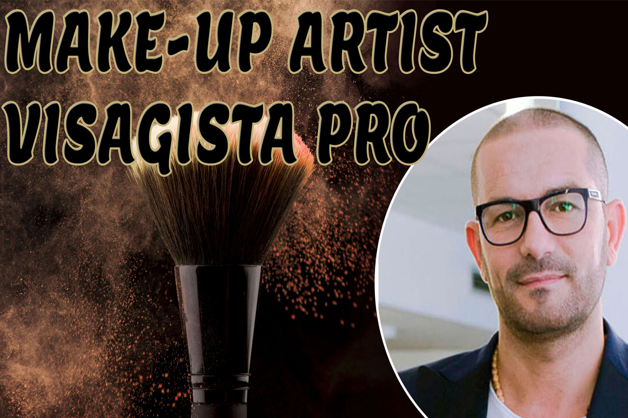 Docenti Antonio Riccardo Make up Artist Professionista